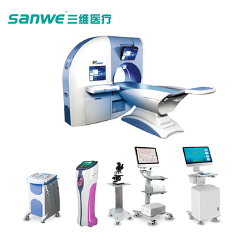 SW-3605 Large Work Station Instrument, Male Sexual Dysfunction Therapy and Diagnostic Instrument, Male Sexual Machine
