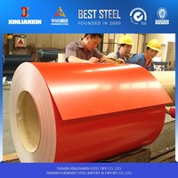 Trade Assurance Hot Dipped Color Coated Galvanized Steel Coil for Roofing Sheet China