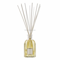 ODM Package Bottle Home Fragrance 200ml Glass Reed Diffuser Bottle with Rattan Stick