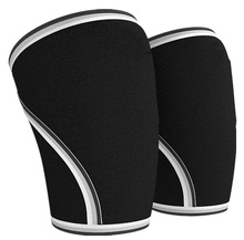 2018 Hot selling high quality Knee Support With Steel Stays And Silicone Knee Pad