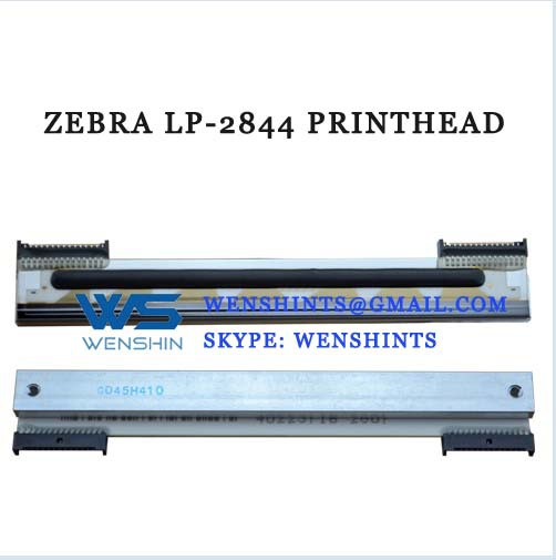 Zebra LP-2844 Thermal Printhead/printer part for Zebra printer