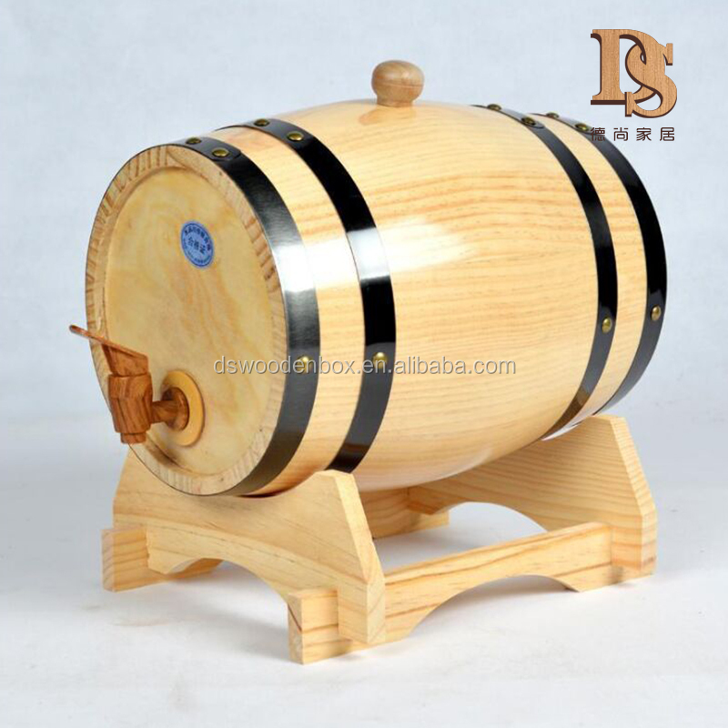 Wood Material <strong>and</strong> Home Decoration Used 5 L <strong>Barrel</strong> <strong>Oak</strong> Wooden Whiskey Beer Wine Tequila <strong>Barrel</strong>