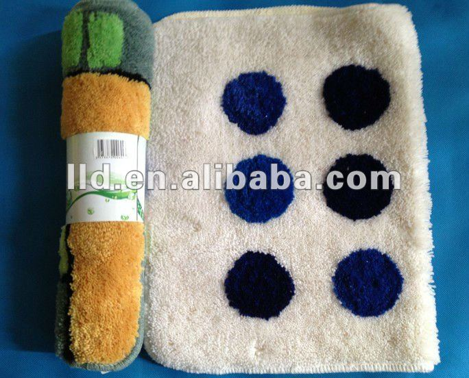 507027 NON-SLIP MACHINE WASHABLE RUG