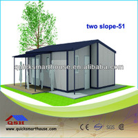 Low-cost One storey High Quality Prefab House Price for Living and Working
