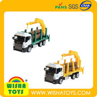 1 43 scale diecast wooden carry truck