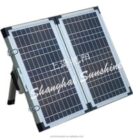 40W Portable folding solar panel for camping and travelling