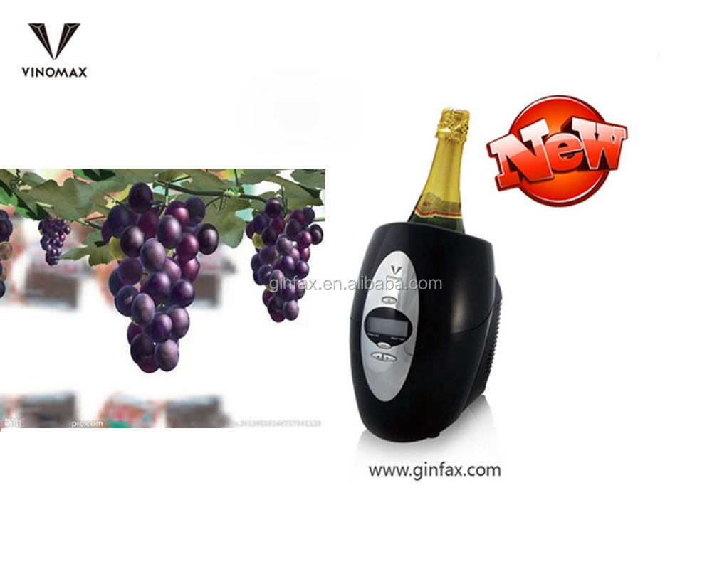 Wine Chiller Or Warmer,LCD Display,CPU Control