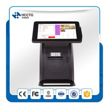 POS1088 All In One Touch Big Screen Restaurant POS System with LED Windows Android Pos Customer Display Terminal