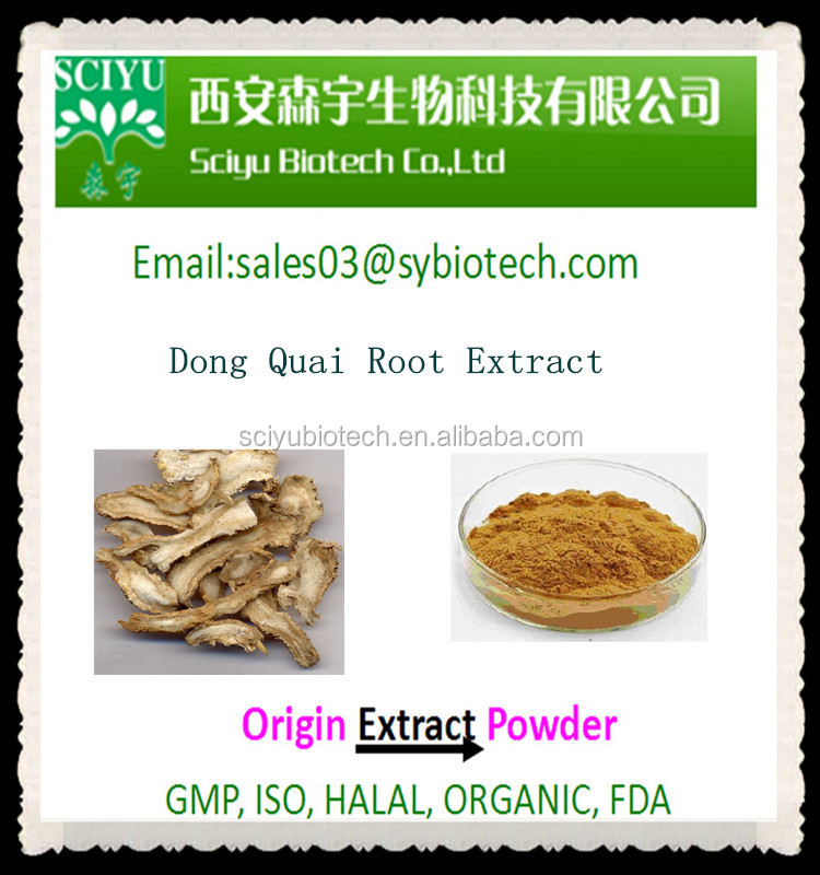 High Quality Dong Quai Extract 5:1 10:1 20:1