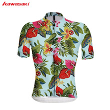 custom track sublimated woman cycling jersey