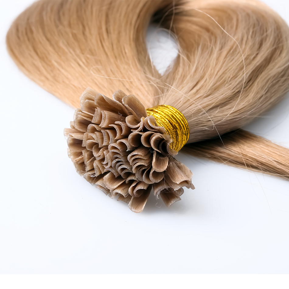 Buy 7a Fusion Hair Extensions Brazilian Keratin U Tip 1gstrand Nail