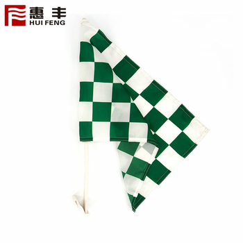 Guangzhou Wholesale Car Window Custom Made Flag