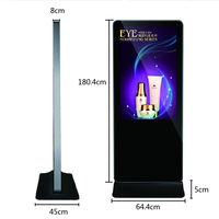 32 to outdoor led screen advertising player