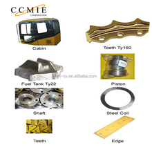Golden manufacturer bulldozer undercarriage parts for construction machinery