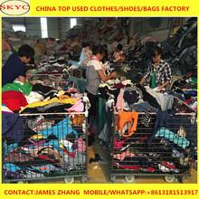 USA Wholesale Used Clothing Recycle Used Clothes In Bales