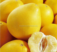 Yellow honey pomelo