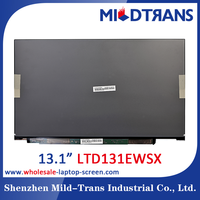 Best Quality for LTD131EWSX 13.1 inch notebook led screen