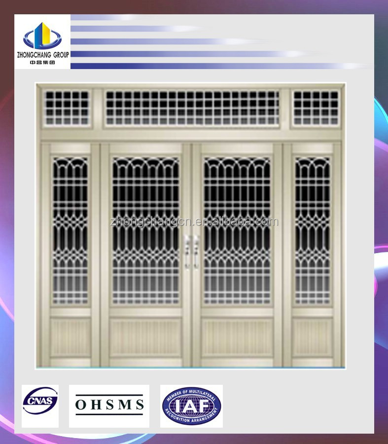 Doors&windows stainless steel main gate designs