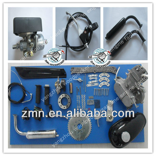 80cc Motor Bike Motorized Gas Engine Kit