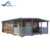 Luxury modern foldable steel frame fireproof mobile living container house for sale