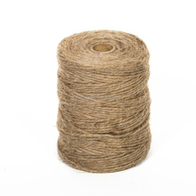 Hot Selling Wholesale Jute Hemp Twine Rope Baler Twine Packing Rope for Packing and Decorative