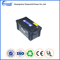 Heavy Truck Parts Car Batteries 12v220ah Battery