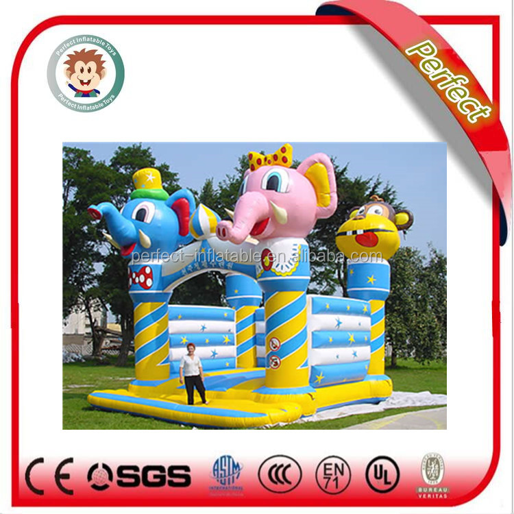 Commercial kids inflatable jumping balloon, inflatable bounce house, bouncy castle prices