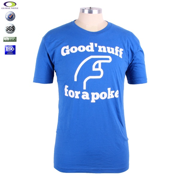 Wholesale tee shirt printing company logo trendy t shirts for Bulk t shirts with logo
