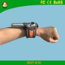 Wearable arm ring swimming inflatable rescue the wrist
