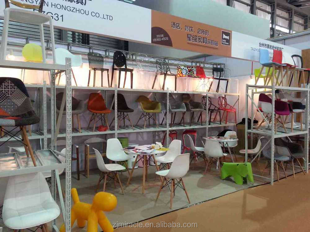 Popular useful furniture design dining chairs in steel