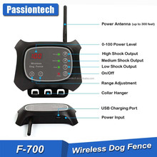 High Quality Invisible Dog Fence, Wireless Dog Fence, Wireless Invisible Dog Fence