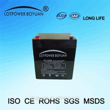 deep cycle battery for solar system general deep cycle wifi 12v 4ah camera battery ups external battery for emergency