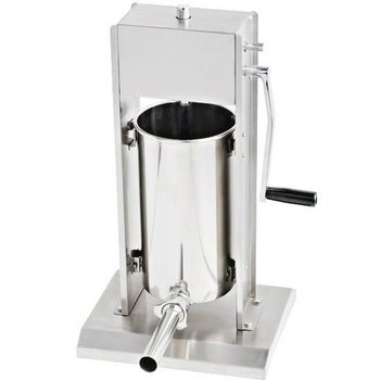Economic S.steel manual S series sausage filler for hotel, butcher,home use and hunters