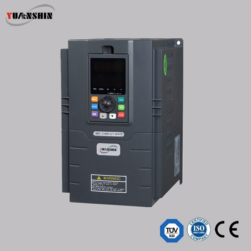 5.5kw/7.5kw/ 11KW/500kw , frequency inverter/converter for pump ,Machine industry
