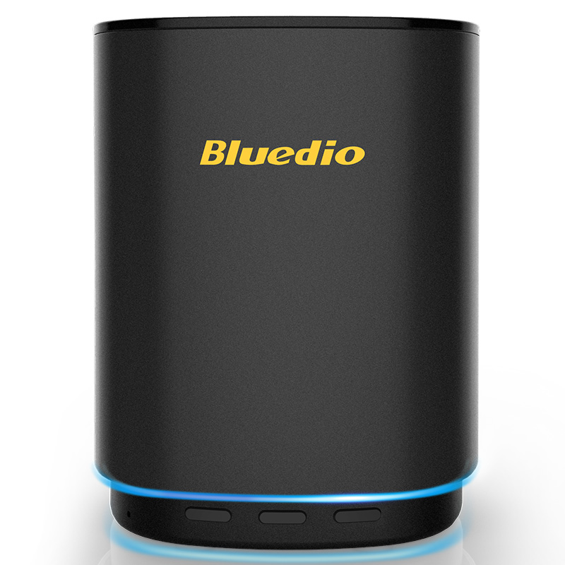 Bluedio smart cloud speaker TS5 bluetooth portable sound box with similar google home function