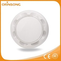 Unique bracket design infrared heat detectors sensor with circular LED indicator