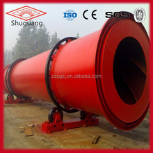 2015 professional manufacture rotary sand dryer