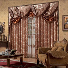 2015 china new style luxury arabic curtains for home