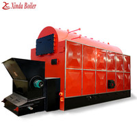 Professional China Boiler Supplier, Coal Fired Chain Grate Stoker