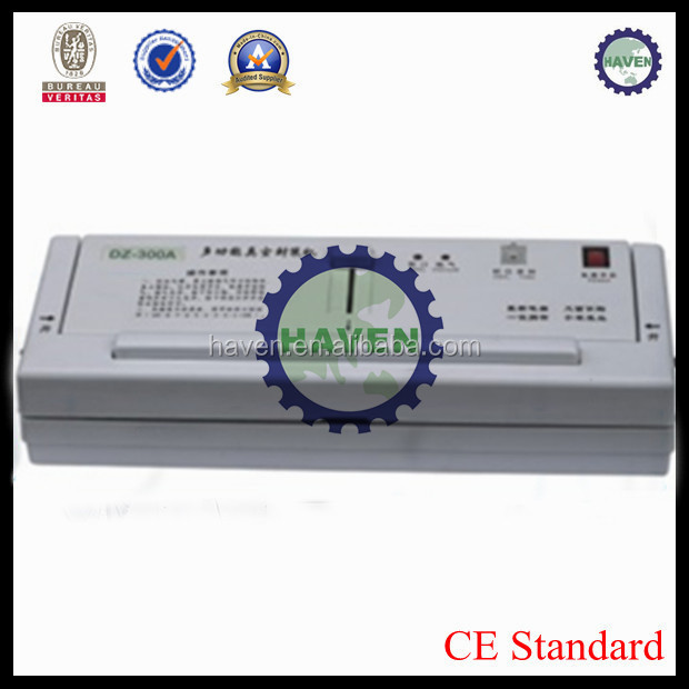 DZ-300A household vacuum sealer