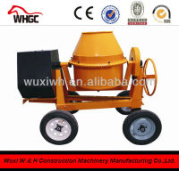 CM350 mini batch concrete mixer
