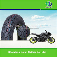 Popular Tubeless Motorcycle Tyre 110/90-16