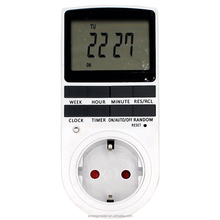 24h 230V Programmable Digital Electronic Timer Switch