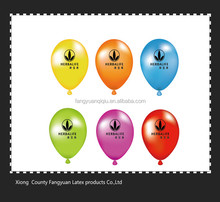 3.2g 100% Latex Balloon Metallic Color Printable Ballons 12 inch,Metal Balloons Helium Factory