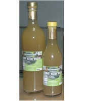 COCONUT NECTAR VINEGAR: made of coconut sap & not from coconut water