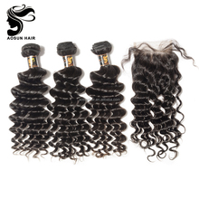 Wholesale Top Quality Cheap Peruvian Natural Wave Hair Lace Closures