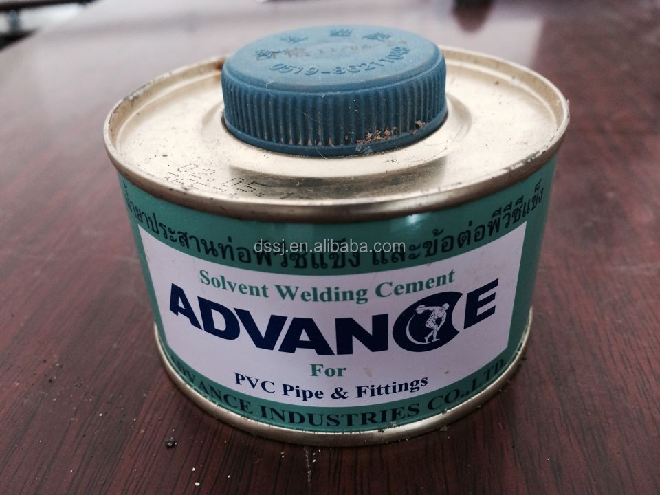 selling low price Clear PVC glue Adhesive made in China