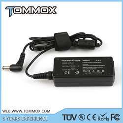 China Supplier Computer Accessories Laptop adapter charger for dell 19v 1.58a 100 240v 50 60hz power supply