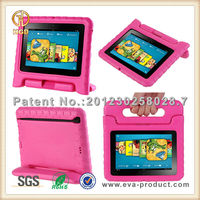 Amazon kindle series High quality EVA 7 inch tablet kids cover case, 7 inch tablet cover