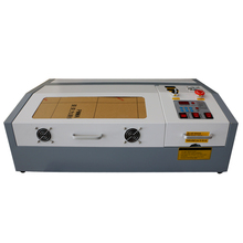 3020 40w co2 laser engraving machine for silicone bracelet